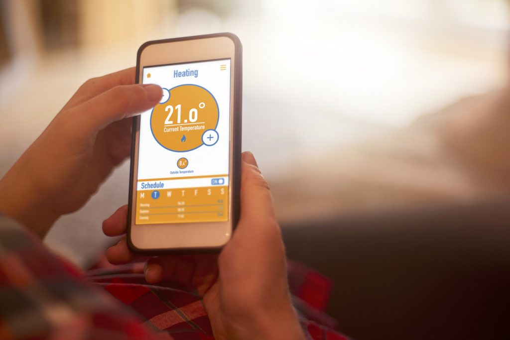 Hive Smart Energy - home heating control