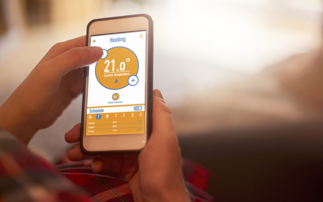 Smart Heating Thermostat